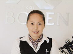 BODEN(ボーデン) 細野 浩子