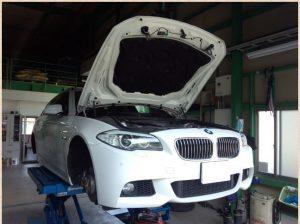 BMWの車検