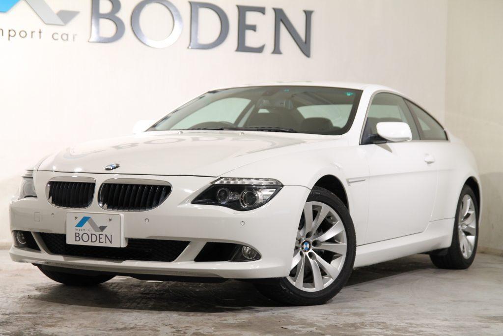 【SOLDOUT】ラグジュアリースポーツ!BMW630iが入荷しました。