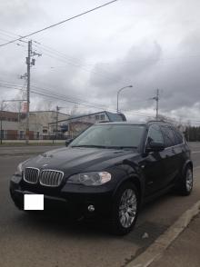 BMW X5 X-DRIVE 35i Mスポーツ