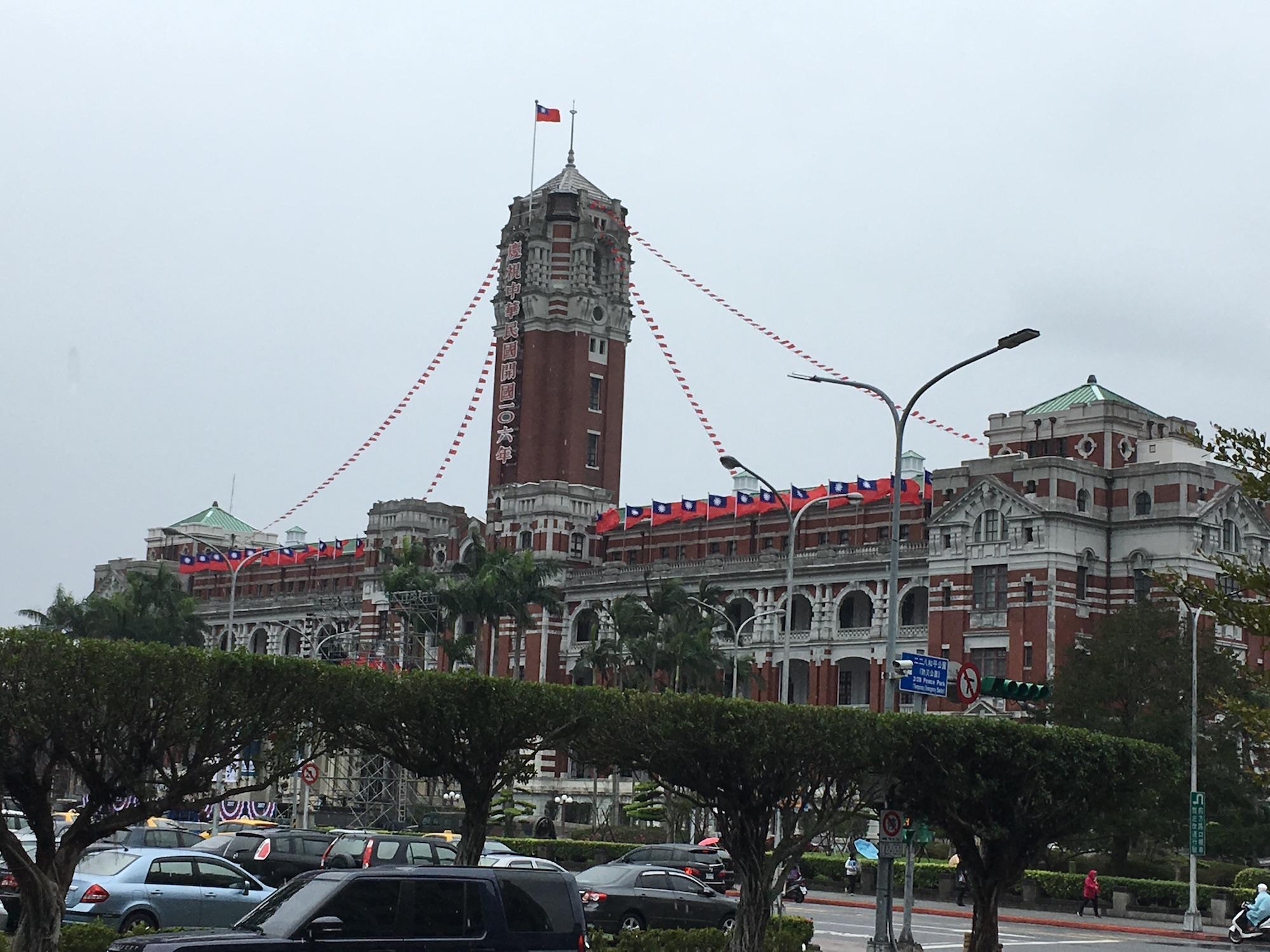 台湾旅行とBMW