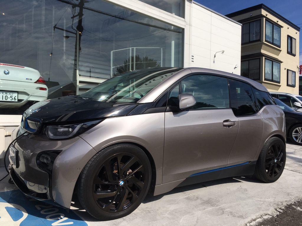 BMW i3〜未来の車のカタチ〜
